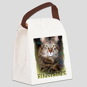 einsteinscatsq Canvas Lunch Bag