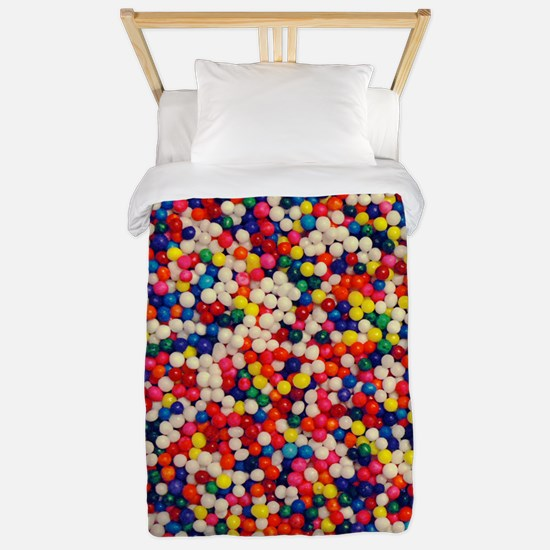 candy-sprinkles_ff Twin Duvet