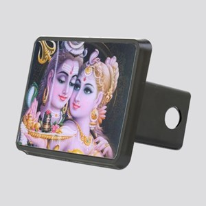 ShivaShakti Rectangular Hitch Cover