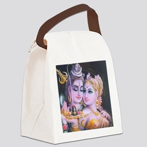 ShivaShakti Canvas Lunch Bag