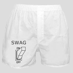 SwagOn Boxer Shorts