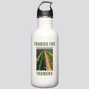 foodieFarmers Stainless Water Bottle 1.0L