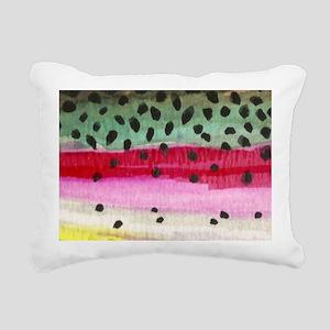 skin_mouse Rectangular Canvas Pillow