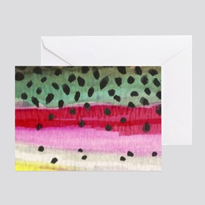 skin_mouse Greeting Card