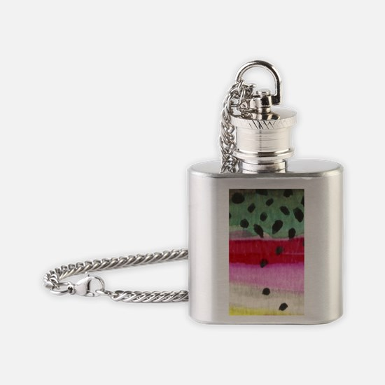 skin_thinnest Flask Necklace