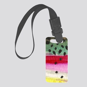 skin_thinnest Small Luggage Tag