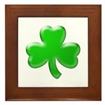 Shamrock ver4 Framed Tile