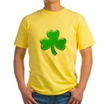 Shamrock ver4 Yellow T-Shirt