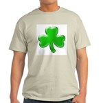 Shamrock ver4 Ash Grey T-Shirt