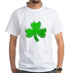 Shamrock ver4 White T-Shirt