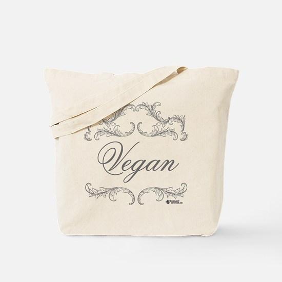 vegan-black-04 Tote Bag