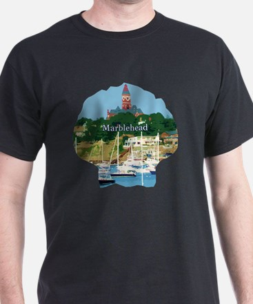 MARBLEHEAD-Massachusetts T-Shirt