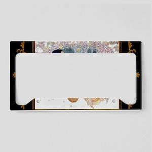 Laptop-Packer Azurea-ADA Soft License Plate Holder