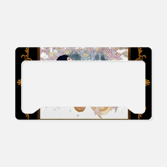 Laptop-Packer Azurea-ADA Soft License Plate Holder