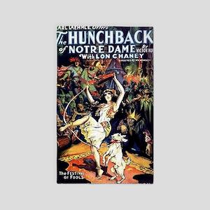 Hunchback_of_Notre_DameBIG BEST 3'x5' Area Rug