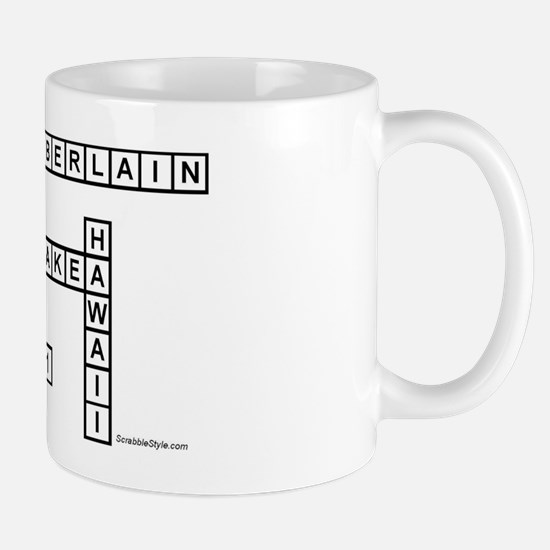 CHAMBERLAIN MR Mug
