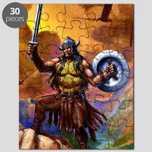 Cafe Journal CONAN Puzzle