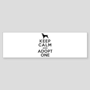 Field Spaniel Sticker (Bumper)
