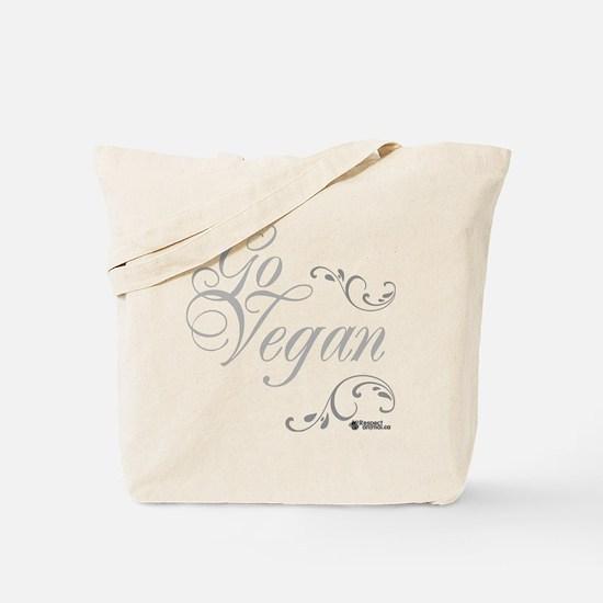 go-vegan-01 Tote Bag
