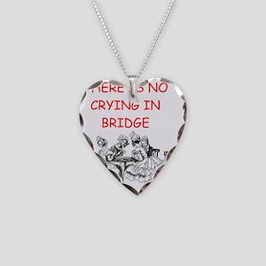 BRIDGE Necklace Heart Charm
