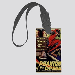 The-Phantom-of-the-Opera re-size Large Luggage Tag