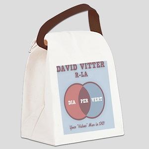 vitter-venn-TIL Canvas Lunch Bag