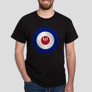 7x7-RRAF_roundel Dark T-Shirt