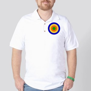 831x3-South_African_Air_Force_roundel_e Golf Shirt