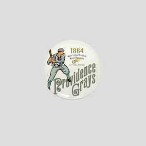 Providence Grays Mini Button