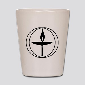 uu chal III Shot Glass