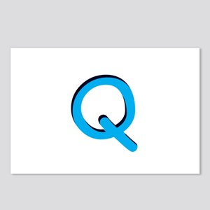 Q Postcards (Package of 8)