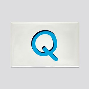 Q Rectangle Magnet
