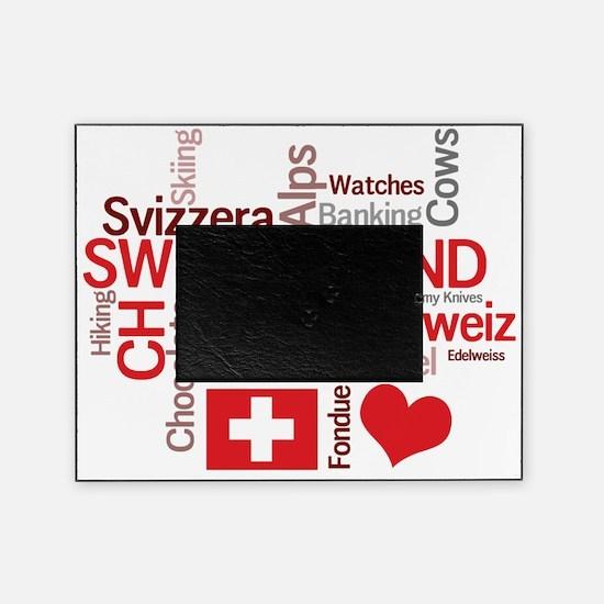 Switzerland2tilt Picture Frame