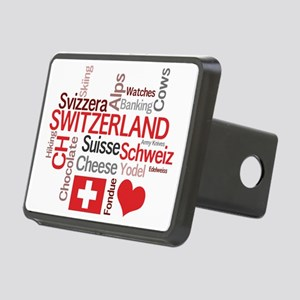 Switzerland2tilt Rectangular Hitch Cover