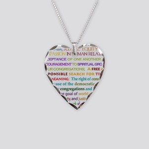 uu princB Necklace Heart Charm