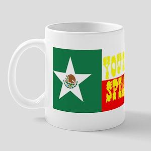 texican flag Mug