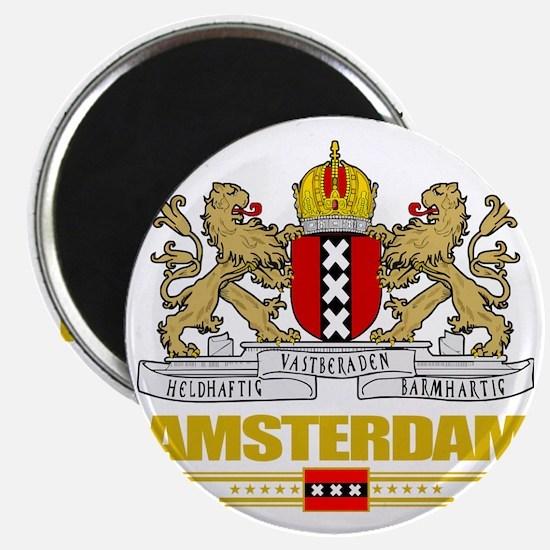 Amsterdam COA (Flag 10) Magnet