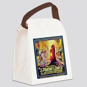 ThePhantomOfTheOperaMoviePoster S Canvas Lunch Bag