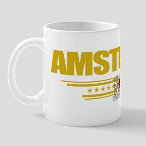 Amsterdam COA (Flag 10) pocket Mug