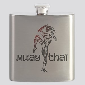 Muay Thai Flask