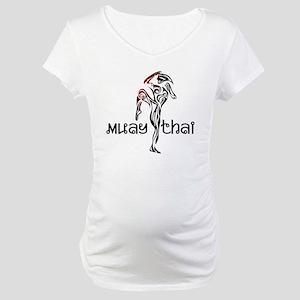 Muay Thai Maternity T-Shirt
