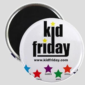 kid friday logo Magnet