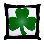 Shamrock ver5  Throw Pillow