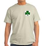 Shamrock ver5 Ash Grey T-Shirt