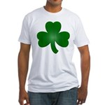Shamrock ver5 Fitted T-Shirt