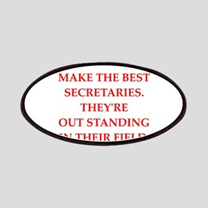 secretaries Patches