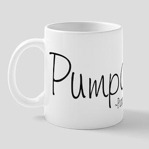 Pumpaholic  Mug