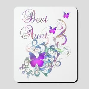 Best Aunt Mousepad