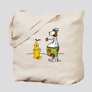 beach houseWHITE 1_edited-9 Tote Bag