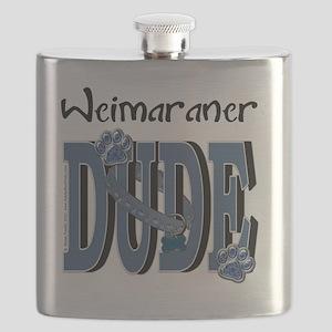 WeimaranerDUDE Flask